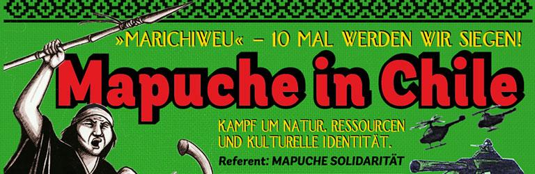 Veranstaltung: Der Kampf der Mapuche in Chile