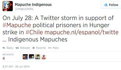 Mapuche Twitter