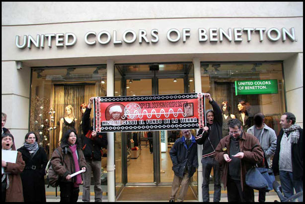 anti Benetton