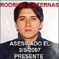 Rodrigo Cisternas