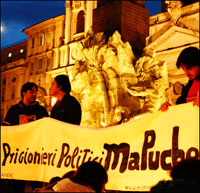 Mapuche in Cile