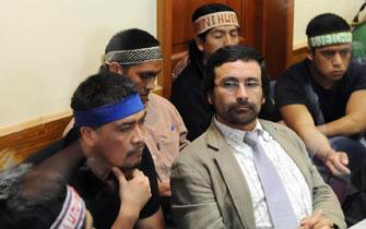 Prigionieri Mapuche