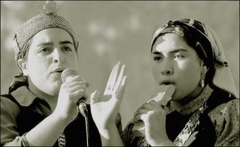 Mapuche femme